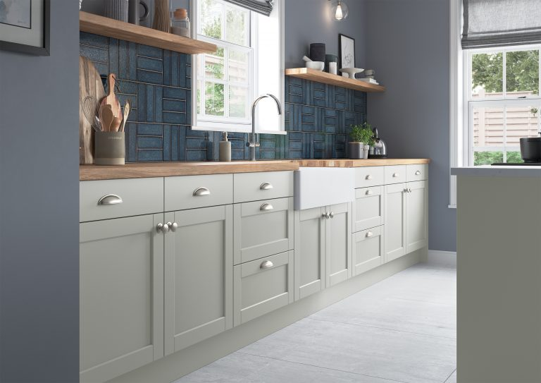 Classic kitchens with rosemary shrager