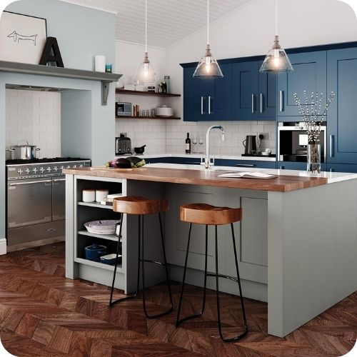 Kitchens with Rosemary Shrager Arrange a visit