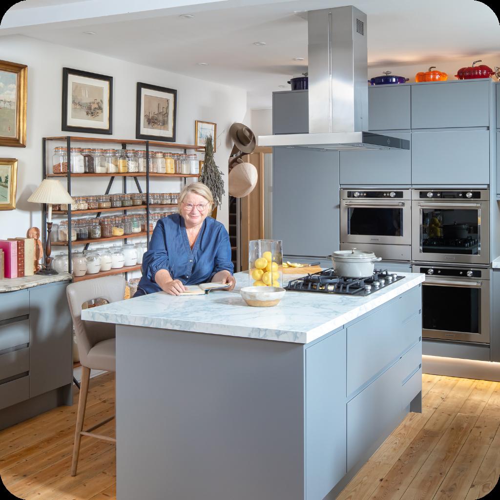 Rosemary Shragers Kitchen