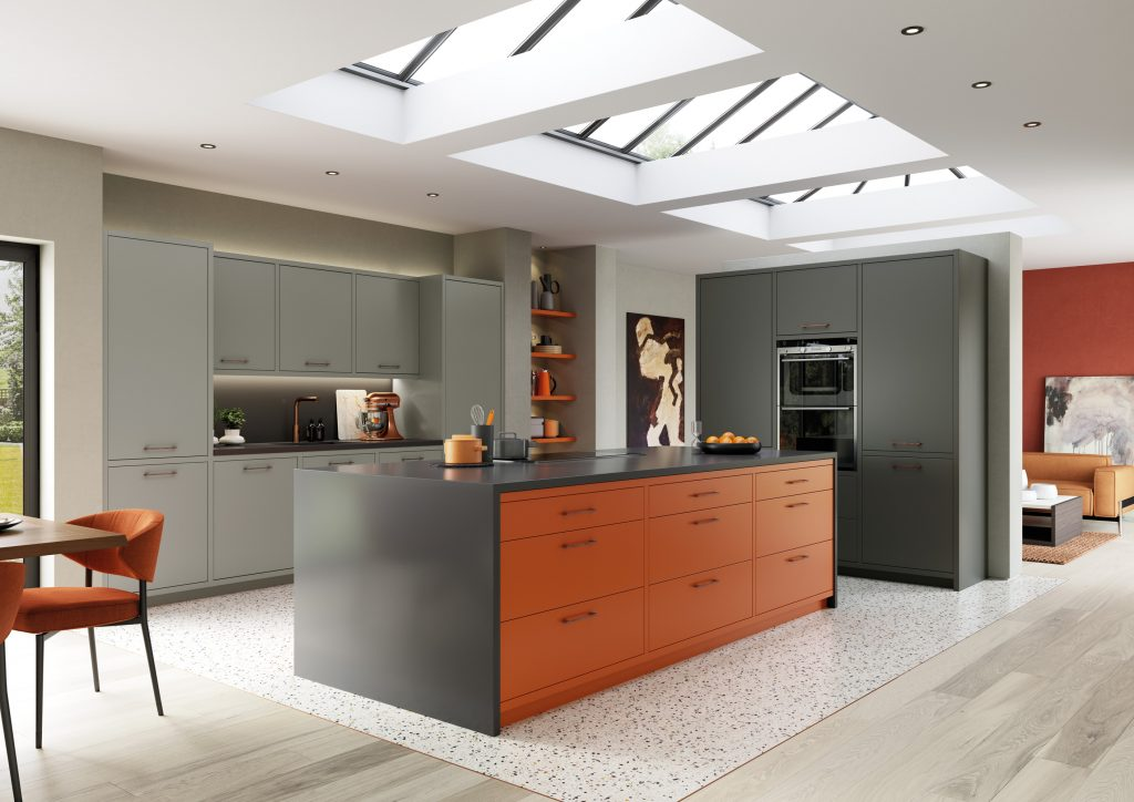 Contemporary kitchens with rosemary shrager